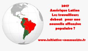 Amérique Latine : du Paraguay à l'Equateur en passant par le Venezuela les travailleurs à l'offensive