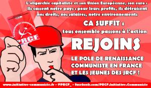 Le compte à rebours vital est lancé : rejoins le PRCF, rejoins les JRCF !