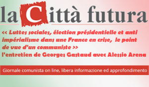 Luttes sociales, élection présidentielle et anti-impérialisme dans une France en crise,  le point de vue d'un communiste