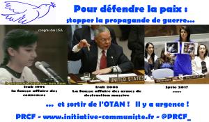 Syrie : le célèbre journaliste américain indépendant Robert Parry dénonce la propagande de guerre.