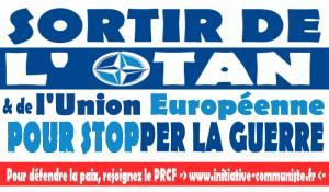 70 ans de l'OTAN : plus que jamais, la France doit sortir de l'OTAN pour ne pas « y rester »