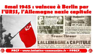 #8mai : Capitulation de l'Allemagne Nazie #vidéo #histoire