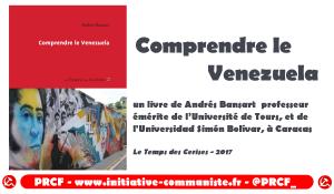 Comprendre le Venezuela : le livre de Andres Bansart