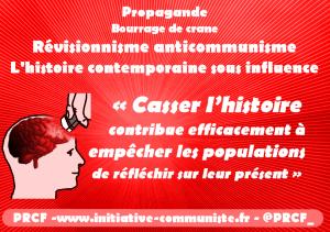 Effaçons le Front Popu, la Résistance le CNR : buvons de l'eau de Vichy.  par Jacques Marie Bourget