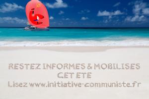 Pas de pause pour www.initiative-communiste.fr – Restez connectés, informés, mobilisés cet été
