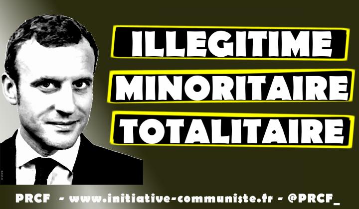 Qui est Emmanuel Macron ? - Page 18 Macron-illegitime-minoritaire-totalitaire-720x420