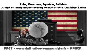 Cuba, Venezuela, une opération US pour prendre en tenailles l'Amérique Latine et les Caraïbes