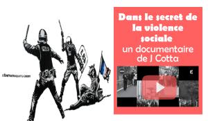 Dans le secret de la violence sociale : la parole aux travailleurs  – documentaire de J Cotta