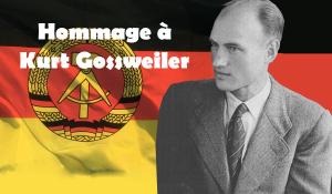 Hommage à Kurt Gossweiler
