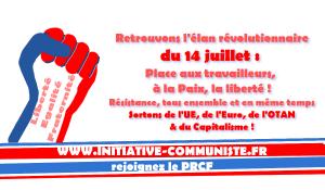 Leur #14juillet et le nôtre ! #FeteNationale