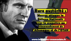Démission du Général De Villiers : premiers craquements dans le pouvoir macronien !