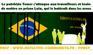 Brésil : les attaques fascistes contre Lula se multiplient alors que les sondages le donnent gagnant de la présidentielle