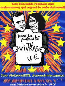 #Ordonnances : c'est la faute de Macron ou de l'U.E ? #vidéo