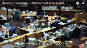 Mémoire d'un saccage : l'effondrement de l'Argentine. Retour sur les crimes du Capitalisme #vidéo