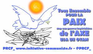 Pour la paix, sortir de l'hystérie ! par Jean Pierre Combe