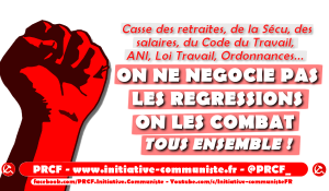 Ordonnances Loi Travail: pseudo négociations mais vraie euro liquidation du code du travail