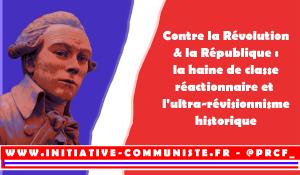 Quand Le Point récidive : entre haine de classe réactionnaire et ultra-révisionnisme historique #révolution #française