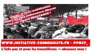 #grève12septembre : Forte mobilisation dans les grèves et manifs contre les #ordonnances #loitravail #direct