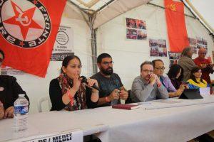 Afrique, Asie, Amériques, Europe… écoutez les peuples : les vidéos du meeting international du PRCF à la fête de l'Humanité