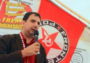 Quelle est la situation en Italie ? Quelles perspectives ? Entretien avec Alessio Arena secrétaire national du Fronte Popolare