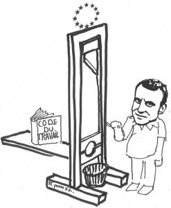 Les ordonnances Macron illégales ? la CGT demande au Conseil d'État d'agir !