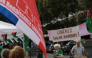 Liberté pour Salah Hamouri