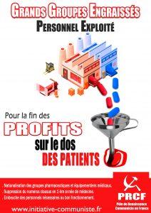 Macron compte diminuer de 1,2 milliard d'euros la masse salariale des hôpitaux, soit la suppression de 30 000 infirmières