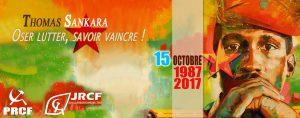 Il y a trente ans, les impérialistes assassinent Thomas Sankara et plongent le Burkina dans des décennies de dictature !