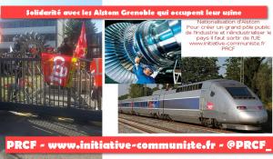 Casse d'Alstom : Macron détruit la filière hydroélectrique en France en faisant fermer le centre d'excellence de Grenoble