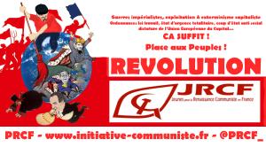 Vidéo : Tous ensemble avec les JRCF le 4 novembre à Paris pour la Révolution ! #4nov #1917Revolution