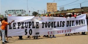 Le Togo en lutte pour dégager l'impérialisme français