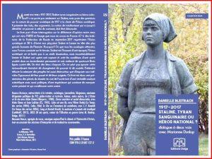 Danielle Bleitrach en conférence débat à Paris  :  Staline tyran sanguinaire ou héros national ?