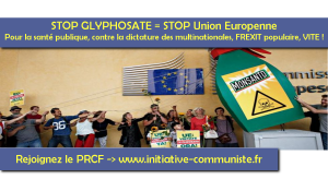 La Commission européenne veut prolonger le glyphosate ! #stopglyphosate #empoisonneurs