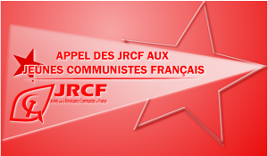 Appel des JRCF aux jeunes communistes français