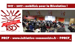 #Octobre100 #vidéo À Paris succès du rassemblement pour le centenaire de la Révolution d'Octobre le 4 novembre #vidéo