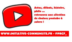 Actus, débats, histoire, philo … retrouvez les chaînes youtube de Aymeric Monville, Loïc Chaigneau etc.