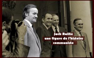 Jack Ralite, une figure de l'histoire communiste