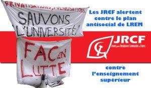 Étudiants : la fin de la compensation et des rattrapages à l'Université ? #loiORE #Parcoursup #NonALaSelection
