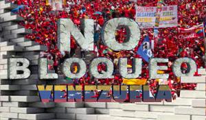 Stoppons le blocus US contre le Venezuela, illégal et criminel. #TrumpDesbloqueaVenezuela #VenezuelaSeRepeta