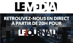 Solidarité avec nos confrères de Lemediatv.fr face aux ignobles insultes de l'Obs