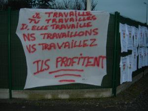 Grace aux ordonnances Macron Tupperware délocalise l'usine de Joué les Tours : soutenons les travailleurs qui occupent l'usine