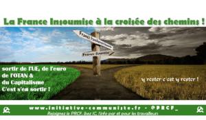 France soumise ou France Franchement insoumise ? la FI à la croisée des chemins