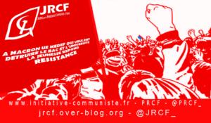 Dossier : JRCF dans la lutte contre la loi ORE #NonALaSelection