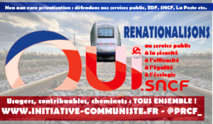 #greveSNCF : la mobilisation pour le service public contre la privatisation se poursuit #jesoutienslagrèvedescheminots