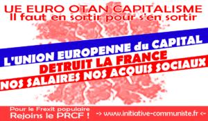DEFENSE DES STATUTS, REFUS DES CIRCULAIRES EUROPÉENNES, MÊME COMBAT !