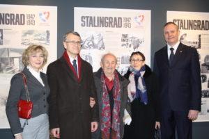 75 ans de Stalingrad : « Stalingrad. Appel à la paix » – « Stalingrad dans le destin de la France »