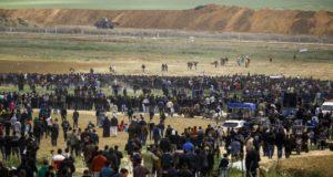 Massacre en Palestine ! Des snipers israéliens tuent des manifestants palestiniens !