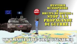 La nouvelle campagne de Russie. Les USA, l'UE et l'OTAN veulent la guerre !