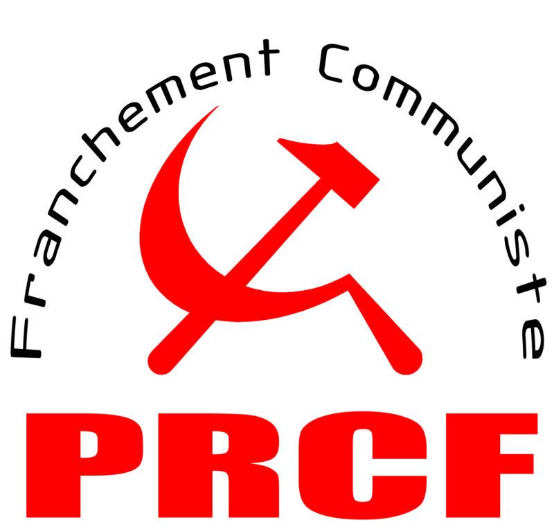 Communistes, progressistes, patriotes, le PRCF au cœur de l'offensive unitaire. dans - DROITS LOGO-PRCF-SIMPLE-800x764
