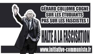 Gérard Collomb En Marche vers la fascisation